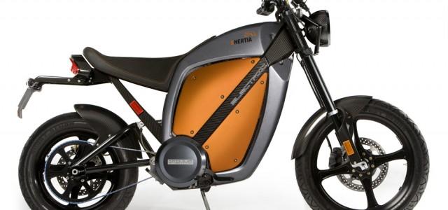 Brammo Enertia, moto eléctrica a la venta