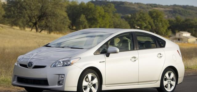 Las ventas de los híbridos de Toyota siguen en caída libre en Estados Unidos