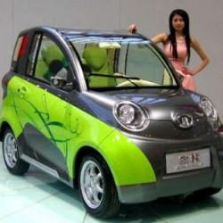 Los coches eléctricos Chinos desembarcan en el mercado