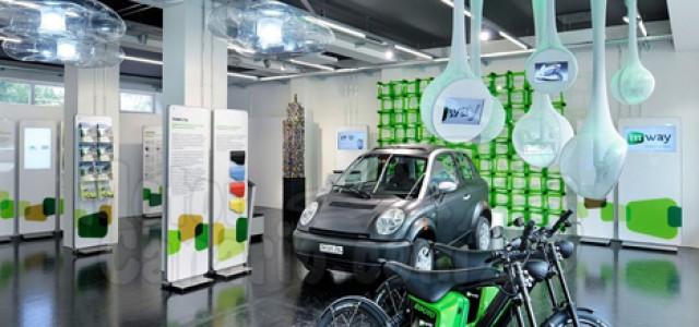 Think inaugura un nuevo concepto para la venta de sus coches eléctricos