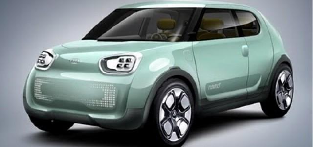 Kia presenta el Naimo, su prototipo de coche eléctrico