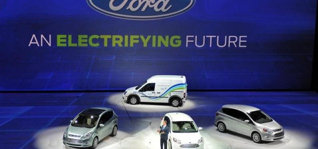 Ford se pide el nombre Model E
