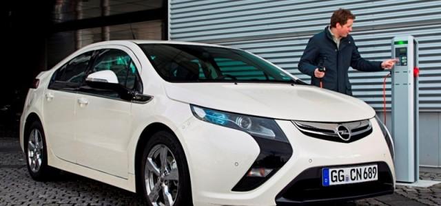 Opel Ampera: ficha técnica