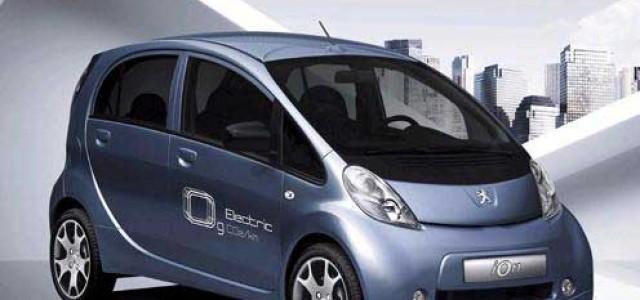 Peugeot iOn: ficha técnica