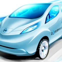 Nissan comienza los test de la e-NV200