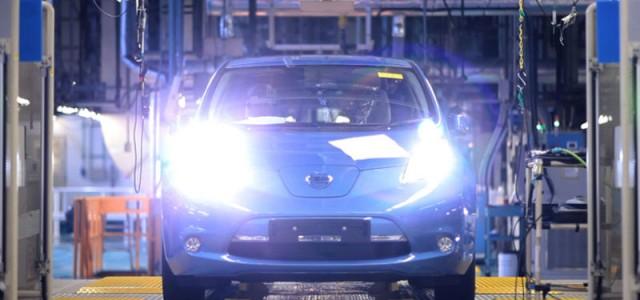 El Nissan LEAF vuelve a pasar por revisión