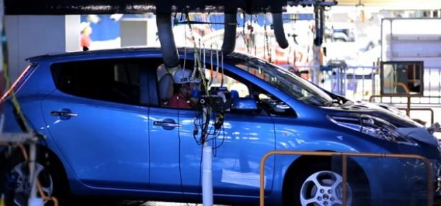 Nissan LEAF, se prepara un aumento de su producción