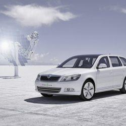 El primer coche eléctrico de Skoda se presentará en abril