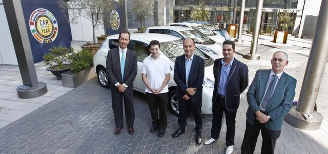 Primeras entregas del Nissan Leaf en España