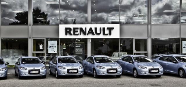Renault presentará este lunes mundialmente el Fluence ZE y el Kangoo ZE en Sevilla