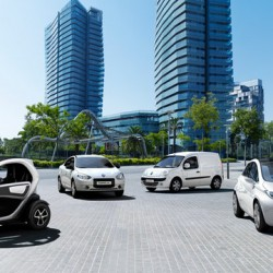 Renault podría vender las baterías de sus eléctricos