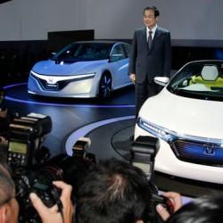 Avalancha de prototipos de Honda en Tokio 2011