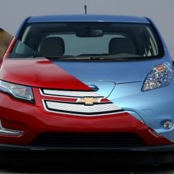 Un estudio indica que los conductores del Chevrolet Volt y el Nissan LEAF recorren con electricidad casi los mismos kilómetros cada año