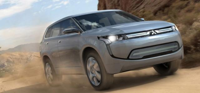 Mitsubishi confirma un tercer modelo eléctrico