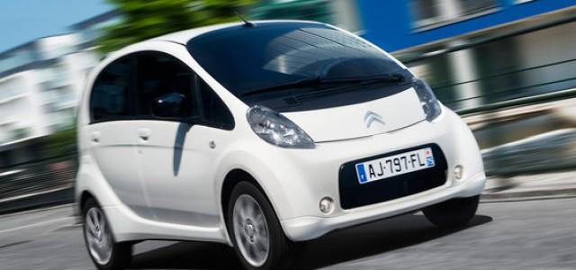 Citroën C-Zero: Ficha técnica