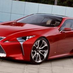 Lexus dice no a los híbridos enchufables