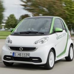 Smart ED el más vendido en Alemania, por tercer año consecutivo