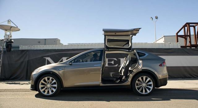 Las reservas del Tesla Model X no paran de crecer, y superan las 20.000 unidades
