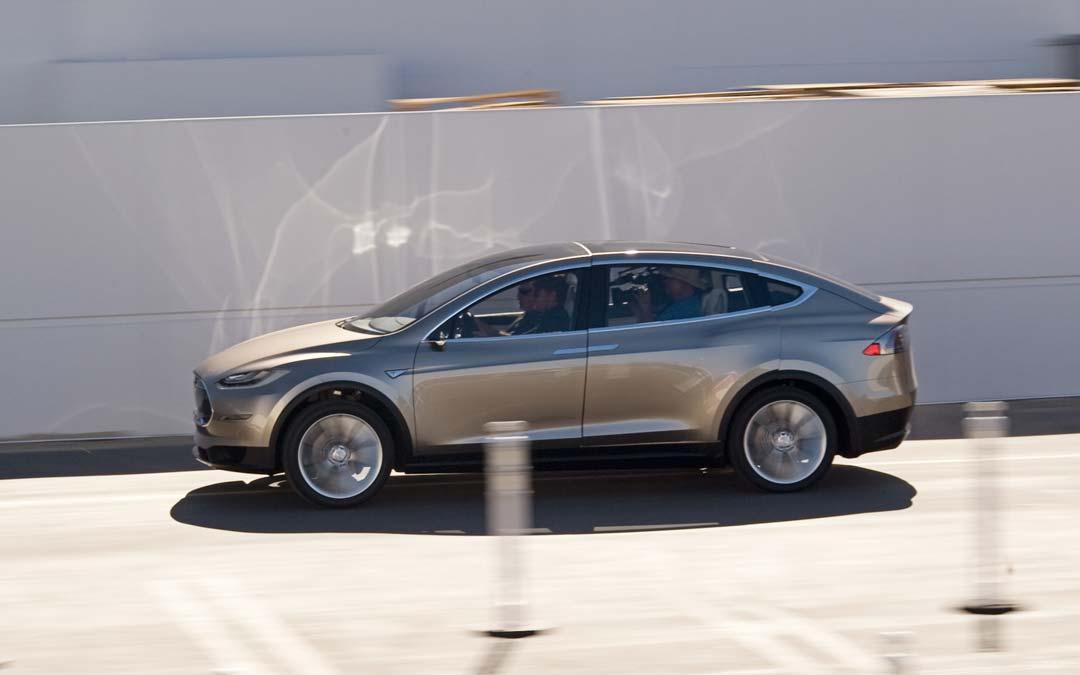 Tesla Model X, el objetivo a superar