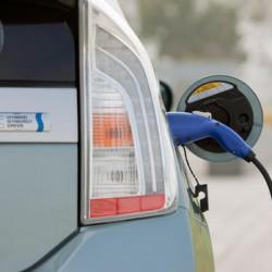 El Toyota Prius enchufable logra la máxima puntuación de consumo y emisiones de ADAC