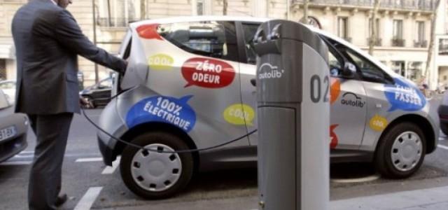 Autolib celebra la llegada del coche número 1.000