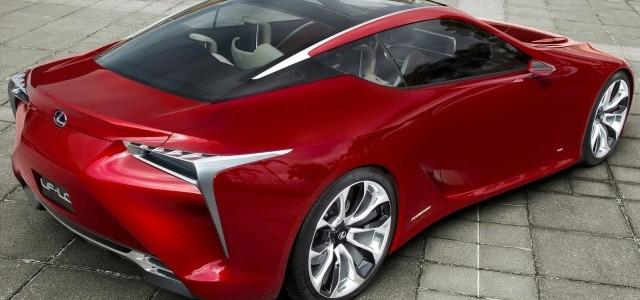 El Lexus LF-LC podría entrar en producción