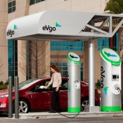 NRG eVgo quiere cargadores rápidos de 100 kW