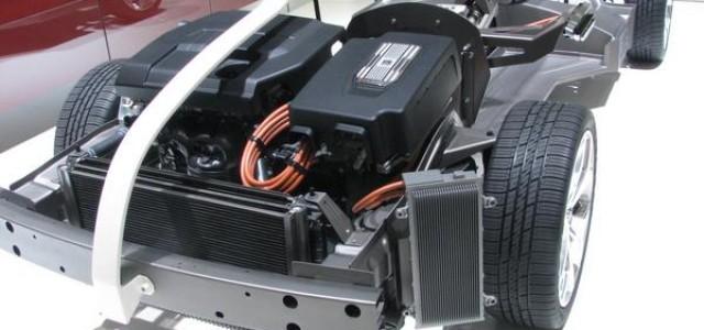Opel Ampera, motor verde del año 2012