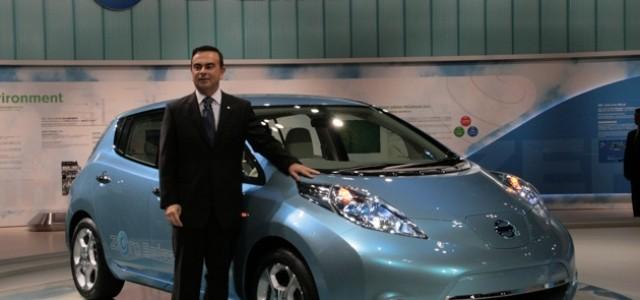 Renault-Nissan. Un 64% de cuota de mercado del coche eléctrico en Europa, un 80% en Francia