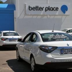 Coda y Better Place llevarán los taxis eléctricos a la ciudad de San Francisco