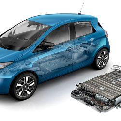 Cambio de batería del Renault ZOE. El primer usuario nos explica el proceso