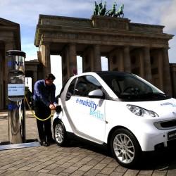 Alemania quiere poner un millón de coches eléctricos en sus carreteras para el 2020
