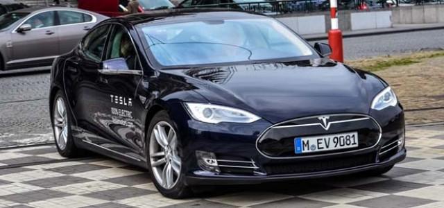 Un car sharing con el Tesla Model S