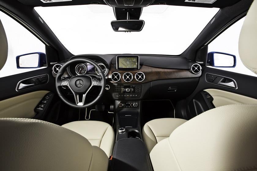 2014 B-Class Electric Drive