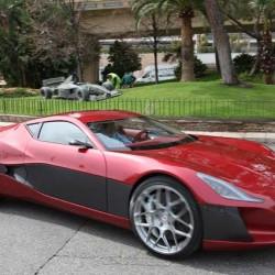 Rimac Concept One y Doking XD, dos croatas eléctricos en el Salón del Automóvil de Zagreb