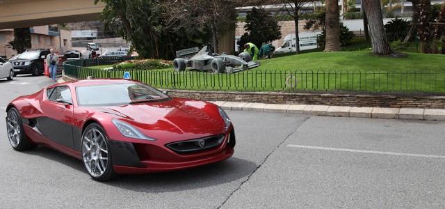 El Rimac Concept One se merienda a un Ferrari 458