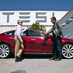 Tesla desvela más detalles del cambio de batería