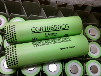 Panasonic_CGR18650_lithium-ion_cell_2200mAh