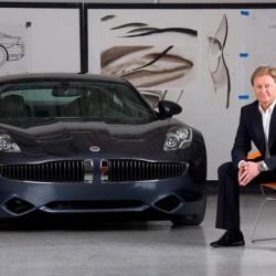 """Henrik Fisker vuelve al mercado del coche eléctrico con """"unas baterías diferentes que nadie tiene"""""""