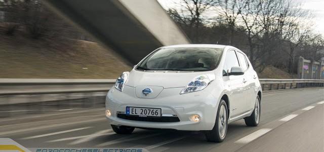 Nuevo Nissan Leaf: parte 2