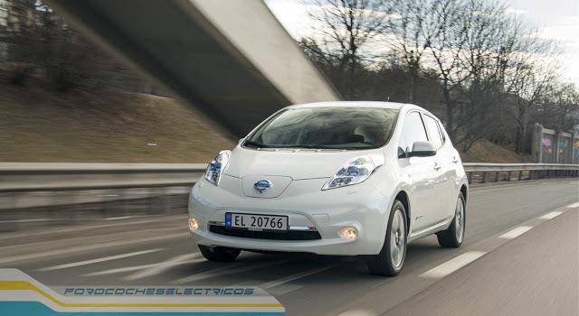 ¿El Nissan LEAF 2013 menos eficiente que el 2012?