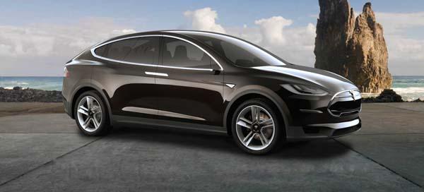 Tesla Model X, a la venta a principios del 2015