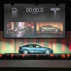 Tesla anuncia la puesta en marcha de la primera estación de cambio de batería