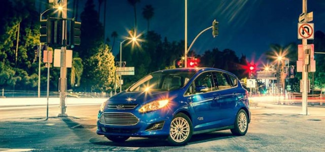 Ford C-Max Energi: ficha técnica