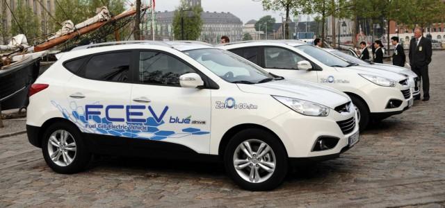 Hyundai asegura que el éxito del hidrógeno dependerá de la expansión de la infraestructura de repostaje