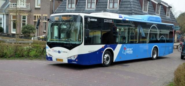 Autobuses eléctricos en Europa