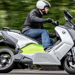 BMW C, el maxiscooter eléctrico más cerca de la producción