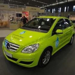 Un avance permitirá coches a hidrógeno más baratos