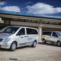 Mercedes Vito E-Cell continúa sus pruebas en Inglaterra