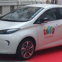 Madrid 2020 quiere se eléctrico